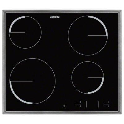 Электрическая варочная панель Zanussi ZEV 56340 XB черный (ZEV56340XB)
