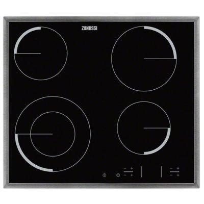 Электрическая варочная панель Zanussi ZEV56341XB черный (ZEV56341XB)