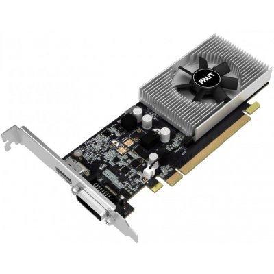 Видеокарта ПК Palit PA-GT1030 2GD5 nVidia GeForce GT 1030 2048Mb 64bit DDR5 1227/6000 DVIx1/HDMIx1/HDCP Ret (NE5103000646-1080F) утюг vitek vt 1227 pk 1227 pk