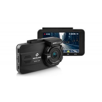 Видеорегистратор Neoline Wide S49 DUAL (S49) видеорегистратор intego vx 306 dual