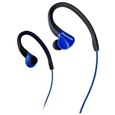 Наушники Pioneer SE-E3 синий (SE-E3-L) наушники pioneer se e3 черный se e3 b