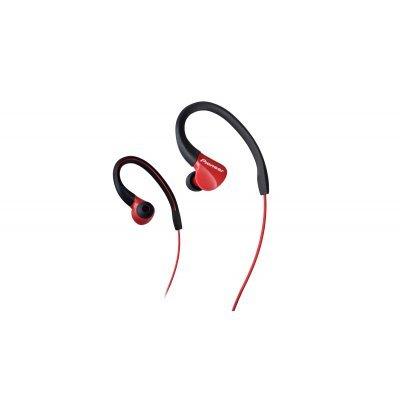 Наушники Pioneer SE-E3 красный (SE-E3-R) наушники pioneer se e3 черный se e3 b