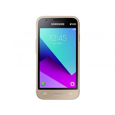 Смартфон Galaxy J1 Mini Prime (2016) SM-J106F/DS 8Gb золотистый (SM-J106FZDDSER)