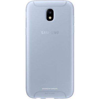 Чехол для смартфона Samsung Galaxy J5 (2017) голубой (EF-AJ530TLEGRU) (EF-AJ530TLEGRU)Чехлы для смартфонов Samsung<br>Чехол (клип-кейс) Samsung для Samsung Galaxy J5 (2017) Jelly Cover голубой (EF-AJ530TLEGRU)<br>