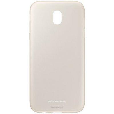 Чехол для смартфона Samsung Galaxy J5 (2017) золотистый (EF-AJ530TFEGRU) (EF-AJ530TFEGRU) чехол для смартфона samsung galaxy s8 золотистый ef zg955cfegru ef zg955cfegru