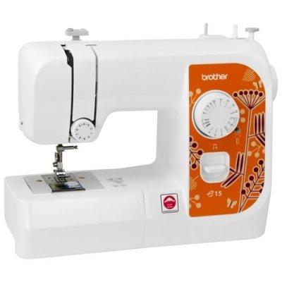 Швейная машина Brother E15 белый (E15)