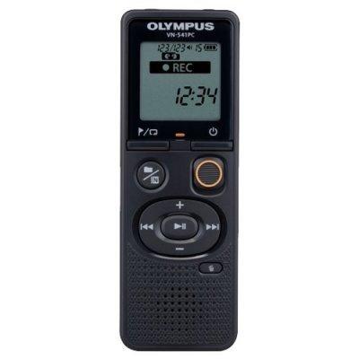 Цифровой диктофон Olympus VN-541PC 4Gb (OLP-VN-541PC) цифровой диктофон olympus ws 806 ws 806