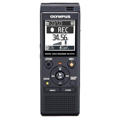 все цены на  Цифровой диктофон Olympus VN-741PC 4Gb (OLP-VN-741PC)  онлайн