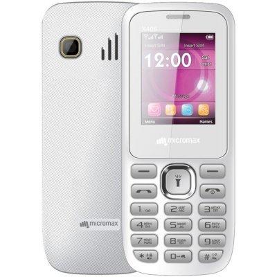 Мобильный телефон Micromax X406 белый (X406 White) 406