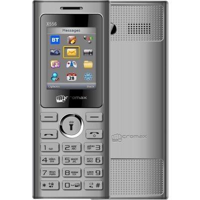 Мобильный телефон Micromax X556 серый (X556 Grey) мобильный телефон micromax x556 серый x556 grey