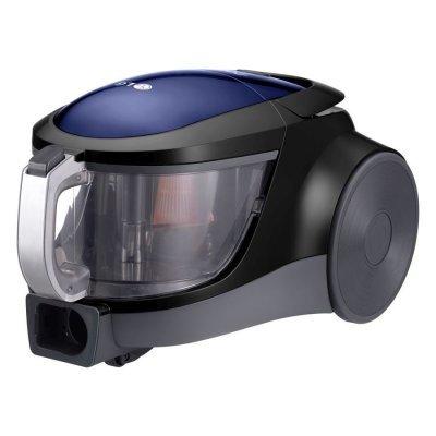 Пылесос LG VK76A02NTCB голубой (VK76A02NTCB)Пылесосы LG<br>Пылесос LG VK76A02NTCB 2000Вт голубой<br>