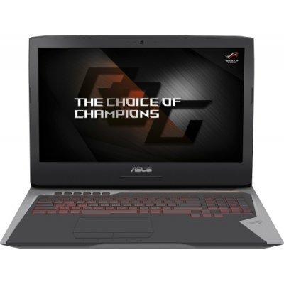 Ноутбук ASUS ROG G752VS (90NB0D71-M07120) (90NB0D71-M07120) asus rog g752vs