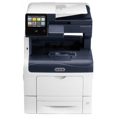 Цветной лазерный МФУ Xerox VersaLink C405DN (C405V_DN) принтер лазерный xerox versalink b400
