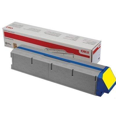 Тонер-картридж для лазерных аппаратов Oki C911/C931 24K желтый (45536413) oki oki c9655dn