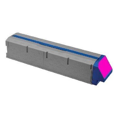 Тонер-картридж для лазерных аппаратов Oki C911/C931 24K пурпурный (45536414) new 45536520 45536519 45536518 45536517 toner cartridge chip for oki data c911 c931 c941 911 931 941 printer power refill reset