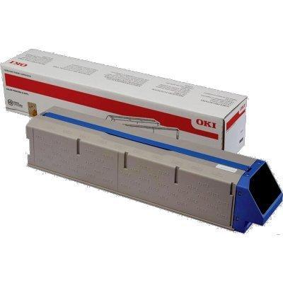 Тонер-картридж для лазерных аппаратов Oki C911/C931 24K (black) (45536416) тонер картридж для лазерных аппаратов oki c823 7к black 46471108