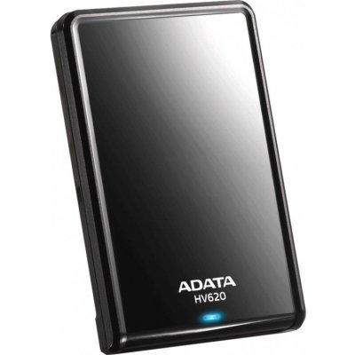 Внешний жесткий диск A-Data HV620 3TB черный (AHV620-3TU3-CBK) жесткий диск a data classic hv100 1tb usb 3 0 black ahv100 1tu3 cbk