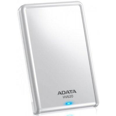 Внешний жесткий диск A-Data HV620 3TB белый (AHV620-3TU3-CWH)Внешние жесткие диски A-Data<br>Внешний жесткий диск 3TB A-DATA HV620, 2,5, USB 3.0, белый<br>