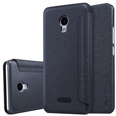 Чехол для смартфона Nillkin MEIZU M5 черный (6902048133563) (6902048133563) закаленное стекло чехол для смартфона meizu m5 note df mzkit 03 black