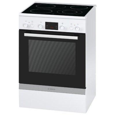 Электрическая плита Bosch HCA644220 белый (HCA644220R)