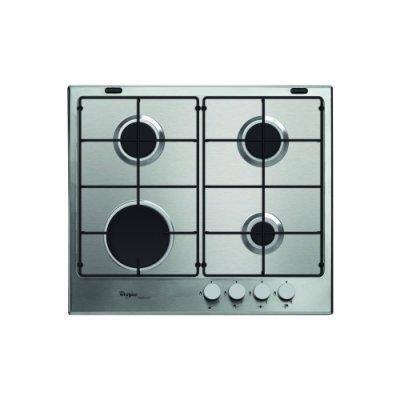 Газовая варочная панель Whirlpool GMA 6411 IX (GMA 6411/IX) варочная панель whirlpool gma 6411 nb black