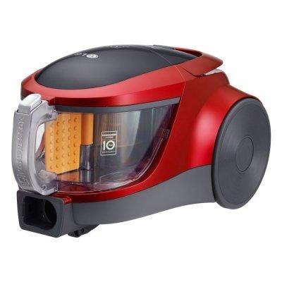 Пылесос LG VK76A09NTCR красный (VK76A09NTCR)  пылесос lg vk69662n