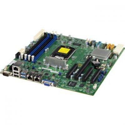 Материнская плата сервера SuperMicro MBD-X11SSM-F-B (MBD-X11SSM-F-B) материнская плата asrock b150m pro4s s1151 b150 matx