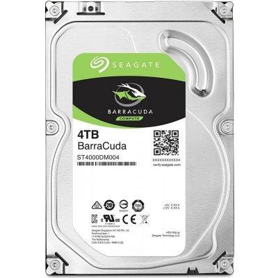 Жесткий диск серверный Seagate ST4000DM004 4Tb (ST4000DM004) жесткий диск 4tb seagate nas st4000vn000
