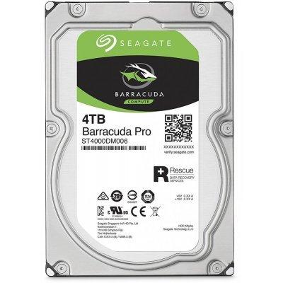Жесткий диск серверный Seagate ST4000DM006 4Tb (ST4000DM006) внешний жесткий диск lacie stet2000400 porsche design 2tb серебристый stet2000400