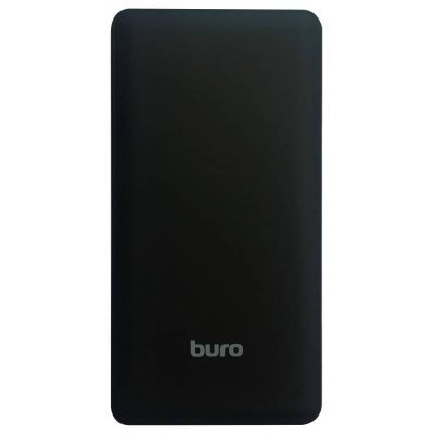 Внешний аккумулятор для портативных устройств Buro RA-10000SM 10000mAh черный (RA-10000SM) рубашка mango mango ma002ewymn23