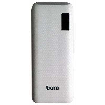 Внешний аккумулятор для портативных устройств Buro RC-12750W 12750mAh белый (RC-12750W), арт: 268602 -  Внешние аккумуляторы для портативных устройств Buro