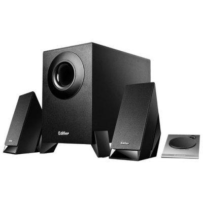 где купить  Компьютерная акустика Edifier M1360 черный (M1360 Black)  дешево