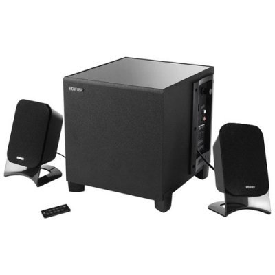Компьютерная акустика Edifier XM2BT черный (XM2BT) компьютерная акустика edifier r980t black
