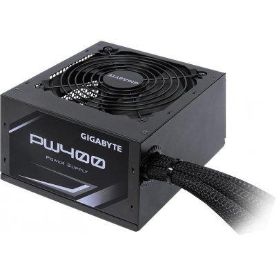 Блок питания ПК Gigabyte PW400 400W (PW400) твердотельный накопитель ssd m 2 64gb transcend mts600 read 560mb s write 310mb s sataiii ts64gmts600