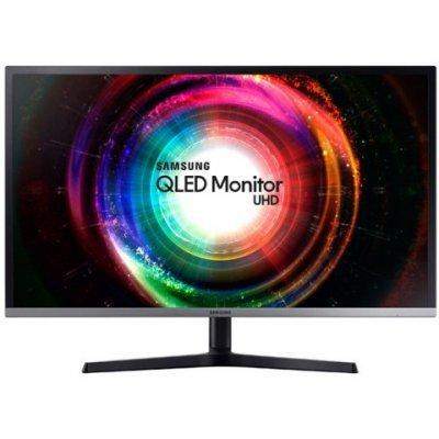 Монитор Samsung 31.5 U32H850UMI серебристый/черный (LU32H850UMIXCI) монитор 32 дюйма samsung