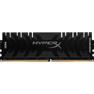 Модуль оперативной памяти ПК Kingston HX430C15PB3/8 8GB DDR4 (HX430C15PB3/8)Модули оперативной памяти ПК Kingston<br>Kingston 8GB 3000MHz DDR4 CL15 DIMM XMP HyperX Predator<br>