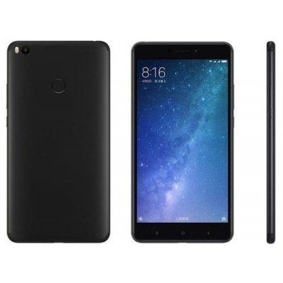 Смартфон Xiaomi Mi Max 2 64Gb черный (MIMAX2BL64GB) телефон xiaomi mi5s plus 64gb золотой