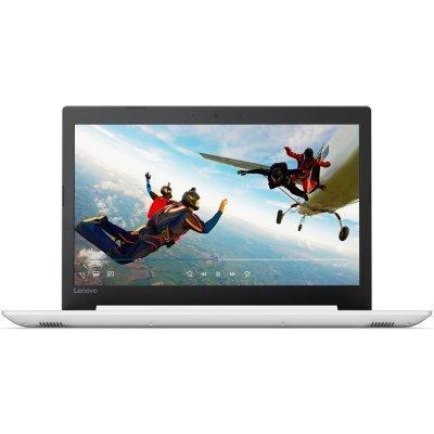 Ноутбук Lenovo IdeaPad 320-15IKB (80XL003BRK) (80XL003BRK)Ноутбуки Lenovo<br>IdeaPad 320-15IKB  15.6   FHD(1920x1080) nonGLARE/Intel Core i3-7100U 2.40GHz Dual/6GB/1TB/GF 940MX 2GB/noDVD/WiFi/BT4.0/0.3MP/4in1/2cell/2.20kg/W10/1Y/WHITE<br>