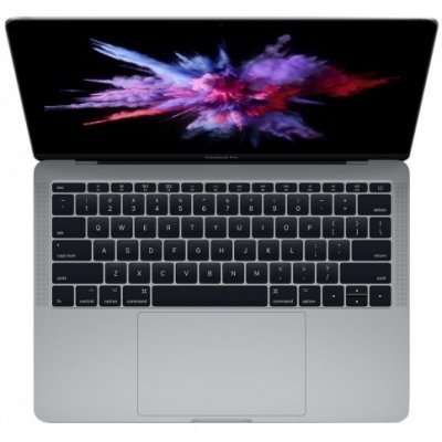 Ноутбук Apple MacBook Pro 2017 (MPXT2RU/A) (MPXT2RU/A) ноутбук apple macbook core m3 1 2ghz 12 8gb ssf256gb hdg615 mac os x gray mnyf2ru a