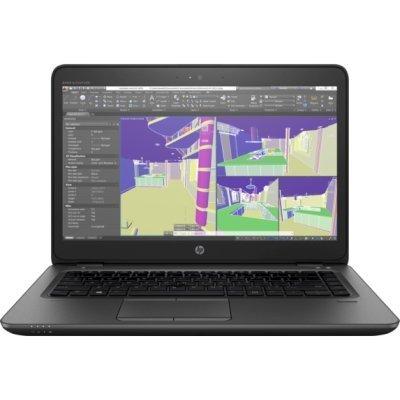 Ноутбук HP Zbook 14u G4 (1RQ66EA) (1RQ66EA) ноутбук hp elitebook 820 g4 z2v85ea z2v85ea