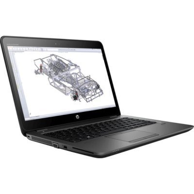Ноутбук HP Zbook 14u (1RQ68EA) (1RQ68EA) ноутбук hp zbook 14u 14 1920x1080 intel core i7 7500u 256 gb 8gb amd firepro w4190m 2048 мб черный windows 10 professional 1rq68ea