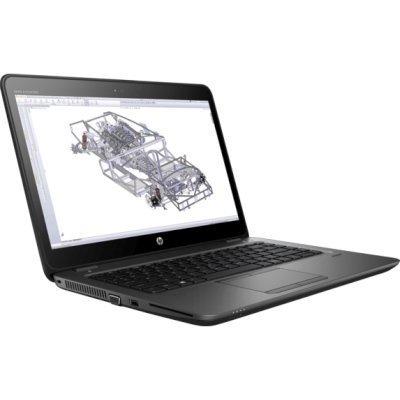 Ноутбук HP Zbook 14u (1RQ82EA) (1RQ82EA) ноутбук hp zbook 15 g3 y6j59ea y6j59ea