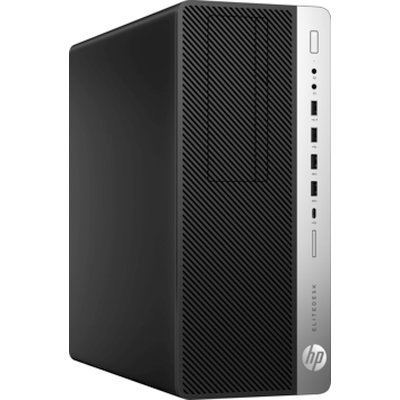 Настольный ПК HP EliteDesk 800 G3 (1HK31EA) (1HK31EA) системный блок hp elitedesk 800 g3 i5 7500 3 4ghz 8gb 256gb ssd hd630 dvd rw win10pro серебристо черный 1hk31ea page 8