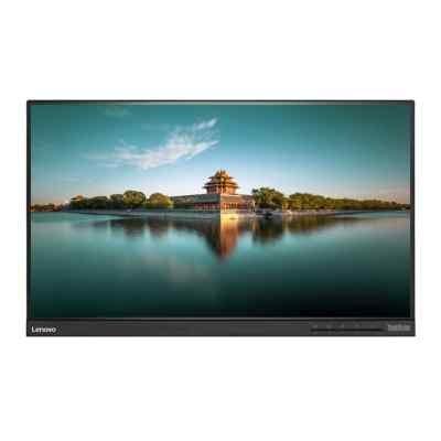 Монитор Lenovo 23 ThinkVision Monitor T2364t (60E9MAT1EU) монитор lenovo thinkvision monitor t24d 10 61b4mat1eu 61b4mat1eu