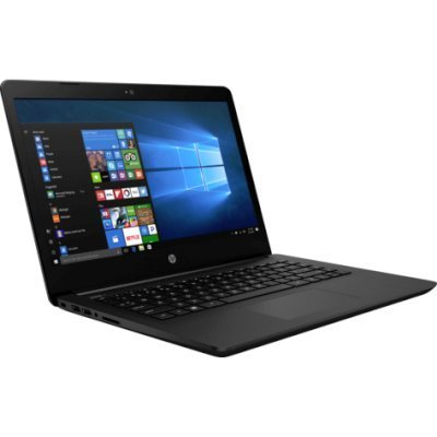 Ноутбук HP 14-bp007ur (1ZJ40EA) (1ZJ40EA) hp 14 bp007ur [1zj40ea] black 14 hd pen n3710 4gb 500gb w10