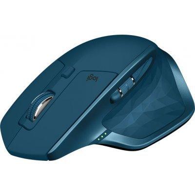все цены на Мышь Logitech MX Master 2S Wireless Mouse MIDNIGHT TEAL (910-005140) онлайн