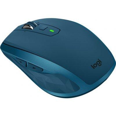 Мышь Logitech MX Anywhere 2S Wireless Mouse MIDNIGHT TEAL (910-005154)