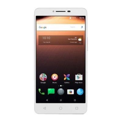 Смартфон Alcatel A3 XL 9008D 8Gb белый (9008D-2BALRU1) смартфон highscreen fest xl pro blue