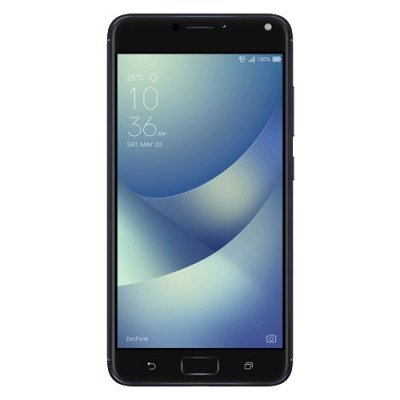Смартфон ASUS ZenFone 4 Max ZC554KL 16Gb черный (90AX00I1-M00010) смартфон asus zenfone 4 max zc554kl черный 5 5 16 гб lte wi fi gps 3g 90ax00i1 m00010