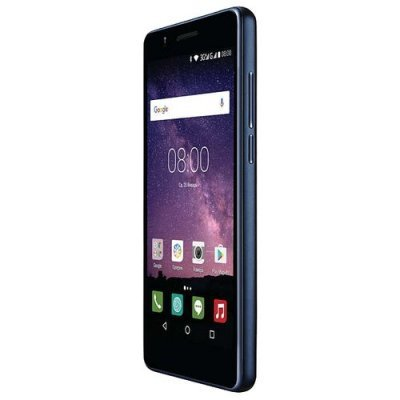 Смартфон Philips S386 16Gb синий (867000143326) смартфон lenovo vibe c2 power 16gb k10a40 black